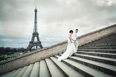 Paris Photography - PIERRE - Engagement Wedding Paris Photographer