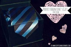 Valentine's gifts for men. Tie