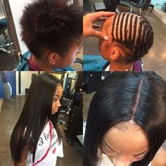 ✨Transformation Tuesday✨ @Teqnical_ can transform short hair into a crown full of hair!  #VoiceOfHair ✂️========================== Go to VoiceOfHair.com ========================= Find hairstyles and hair tips! =========================