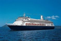 Holland America Line Zaandam Premium Cruise Ship