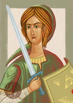 Cultura Pop Bizantina - Link versão bizantino
