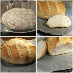sütőben sütött gluténmentes kenyér recept Mester és Nutri Sin Gluten, Gluten Free Recipes, Free Food, Bakery, Healthy Eating, Bread, Vegan, Cooking, Ethnic Recipes
