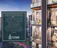 Located in the heart of Gurugram, at MG Road, next to IFFCO CHOWK, the property is in vicinity to all the coveted shopping malls, luxury hotels and commercial hub. 3/4 Beds, Aluminium Windows, Shopping Malls, Luxury Apartments, Movie Theater, Design Crafts, Towers, Banquet, Invite
