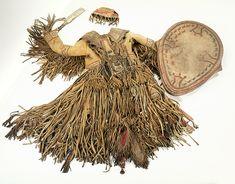 Costume de chamane Evenk - MQB- 71.1887.42.1.3