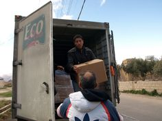 Aid to Syrian refugees in Lebanon by Caritas Internationalis, via Flickr Syrian Refugees In Lebanon, Un Refugee, Baby Strollers, Baby Prams, Prams, Strollers