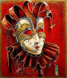 маски в живописи - Поиск в Google