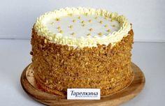 Винни Пух очень любит мед, а этот торт именно для него, потому что он медовый! Очень нежный, таящий во рту тортик, обязательно испеките.