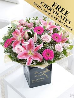Flower Delivery Ireland, Dublin, Cork, Galway and Nationwide Belfast, Dublin, Cork, Stock Flower, Types Of Orchids, Happy Birthday Flower, Anniversary Flowers, Oriental Lily, Online Florist