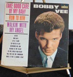 Bobby Vee Lp Take Good Care Of My Baby Near Mint #1960sPopRock