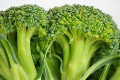 Brocoli, rico en magnesio