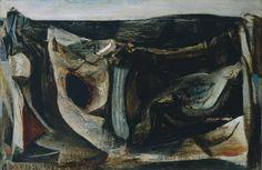 Peter Lanyon, 'Headland' 1948. '...birth, growth, and renewal'
