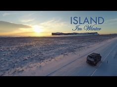 TRAVEL VIDEO - Iceland: In Winter and in a Camper | Traveling to Iceland in winter is absolutely fascinating and worthwhile.