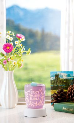 southernsassmarie.Scentsy.us Find what inspires you with Scentsy. Soothing smells and beautiful warmers.