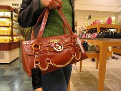 Purse Shopping at Bon Macys2
