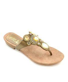 a73448c41c96e0 Corkys Footwear Bronze Lipari Sandal