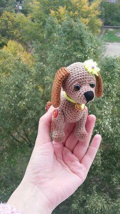 PDF Собачка Бусинка. Бесплатный мастер-класс, схема и описание для вязания игрушки амигуруми крючком. Вяжем игрушки своими руками! FREE amigurumi pattern. #амигуруми #amigurumi #схема #описание #мк #pattern #вязание #crochet #knitting #toy #handmade #поделки #pdf #рукоделие #собака #собачка #щенок #пёс #пёсик #dog #doggie #doggy #puppy