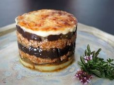 Cook Pad, Eggplant Recipes, Chicken Salad Recipes, Bechamel, Antipasto, Mediterranean Recipes, Greek Recipes, Appetizer Recipes, Queso