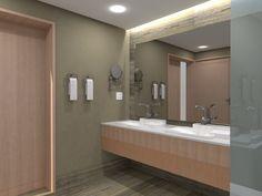 Bathroom Vanity with Mirror