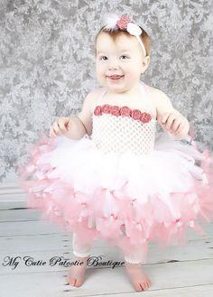 Tiny Ballerina Tutu Dress