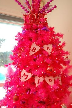 82 Best Valentine S Day Trees Images On Pinterest Valantine Day