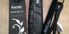 La plancha de pelo Karmin G3 Salon Pro Hair Styling Iron dejara tu pelo más suave que nunca - El Club de las Diosas