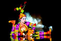 Prepare to be amazed by the show La Nouba by Cirque du Soleil at Downtown Disney in the Walt Disney World Resort
