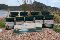 Spirits Bay manuka honey range
