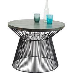 Bijzettafel Wire Taille - Kare Design