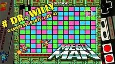 Megaman NES Gameplay Dr Willy - Parte 2