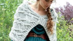 Rowan Wrap Free Pattern - LoveKnitting Blog