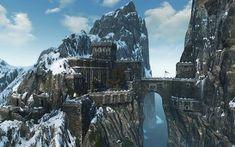 Castle of Kaer Trolde