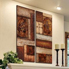 Transitional 2-pc. Wall Art Set