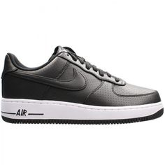 new products e1413 6f444 Nike Air Force 1 07 LV8 Black White Low Men Shoes Nike Air Force Ones,