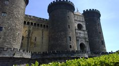 Maschio Angioino  - Napoli -  Italy