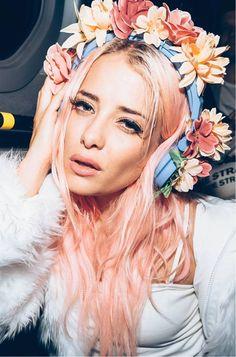 Pretty headset