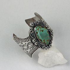 Hopi Jewelry Hallmarks | hallmark ajc sterling silver cuff bracelet $ 325 this hallmark ajc ...