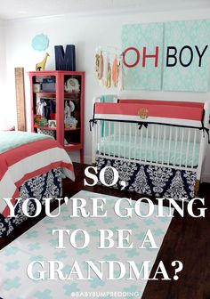 Decorating Grandma S Nursery Design Your Nursery To Match