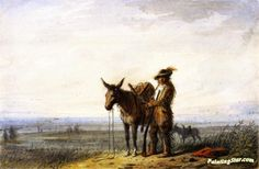 alfred jacob miller paintings