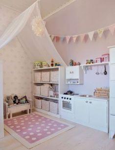 Cute Kids Playroom Decorating Ideas (11)