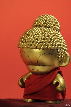 Buddha Munny.