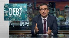 John Oliver Forgives Nearly $15 Million in Debt for Last Week Tonight Segment on Debt Buying