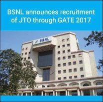 BSNL+JTO+Recruitment+through+GATE+2017