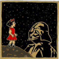 Találkozás Darth Vaderrel  Egy gyerekkori álom alapján