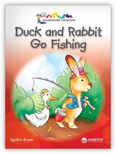 When Rabbit is unsuccessful at catching fish, Duck uses his swimming skills to help Rabbit find food. This narrative text is a captivating way to highlight the importance of helping others. Text Complexity, Dual Language Classroom, Guided Reading Levels, Leveled Readers, Social Themes, Book Authors, Book Lists, Book Series, Helping Others