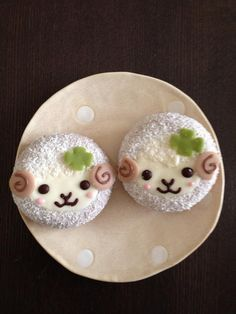 Creative Donuts on Pinterest | Donuts, Cute Donuts and Bears