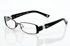 Christian Dior 3747 Eyeglasses 0J8O SEMI SHINY « Impulse Clothes