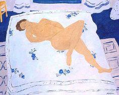Artists in Pastel: Pierre Boncompain (France)