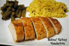 Baked Turkey Tenderloin - Wonderful, simple recipe!!