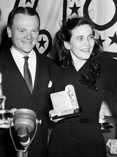 When Teresa Wright won the Academy Award for best supporting actress for Mrs. Miniver in 1943 at the age of 24, she also was nominated for best actress for The Pride of the Yankees.