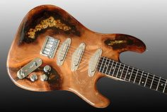 Custom Guitars and Pickups